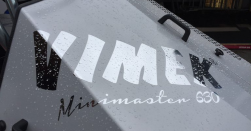Unik Vimek 630 Minimaster kampanj