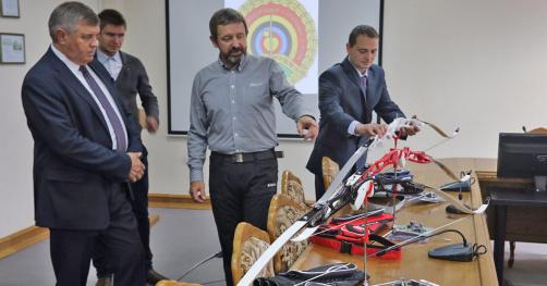 Belarus federation of archery