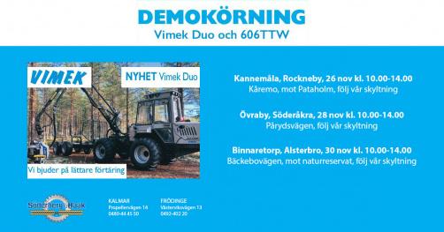 Live show Vimek Duo